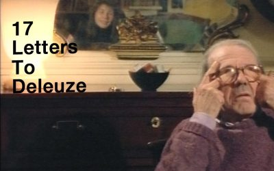 17 Letters to Deleuze